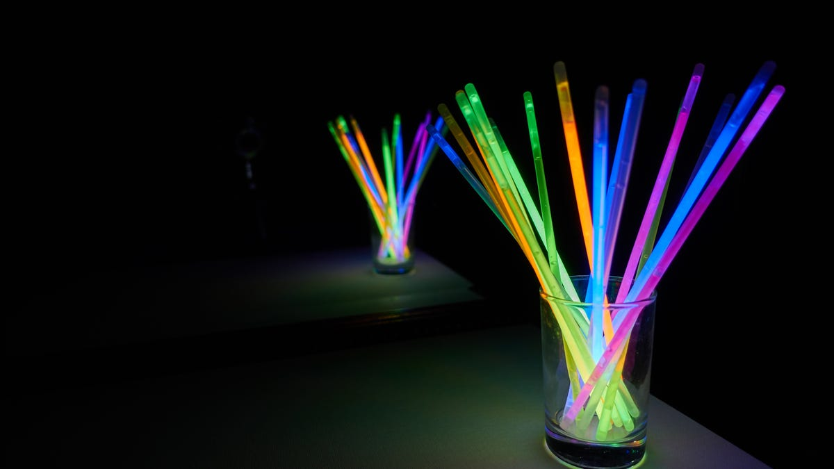 Brighten Up the Winter Solstice with Glow Games