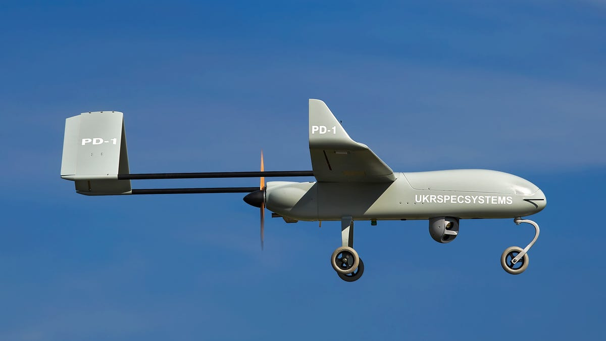 Ukraine's Unconventional Approach To Drone Warfare Was Born Out Of Necessity
