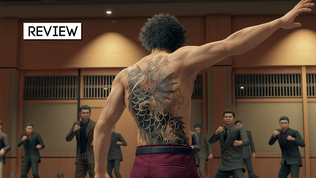 Yakuza: Like A Dragon: The Kotaku Review