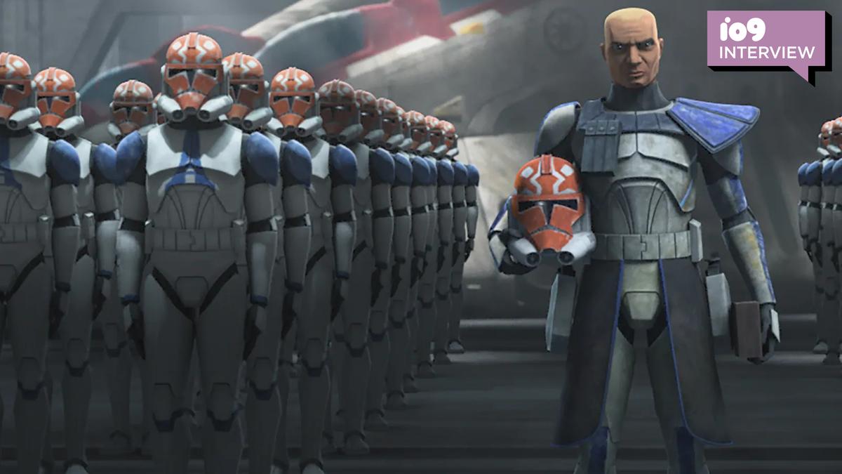 Star Wars' Dee Bradley Baker Tells Us What He Loves About Ahsoka, Rex, and Clone Wars' Enduring Legacy