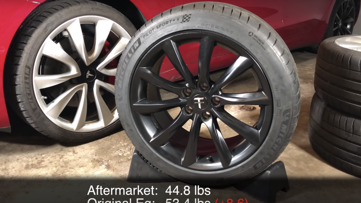 18 Inch Tires >> The Only Good Thing About Low Profile Tires Is When You Get