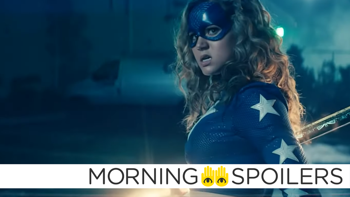 Could a Flash Crossover Be in Stargirl's Future?