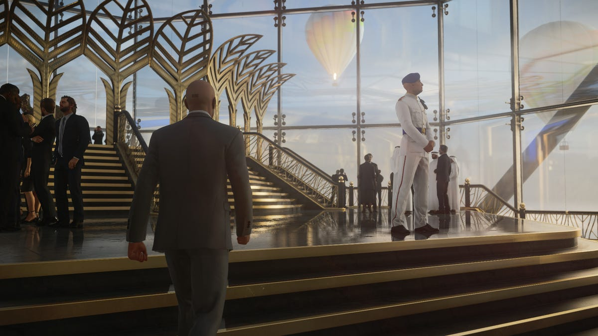 Speedrunners Are Beating Hitman 3's Dubai Level In Under 10 Seconds - Kotaku