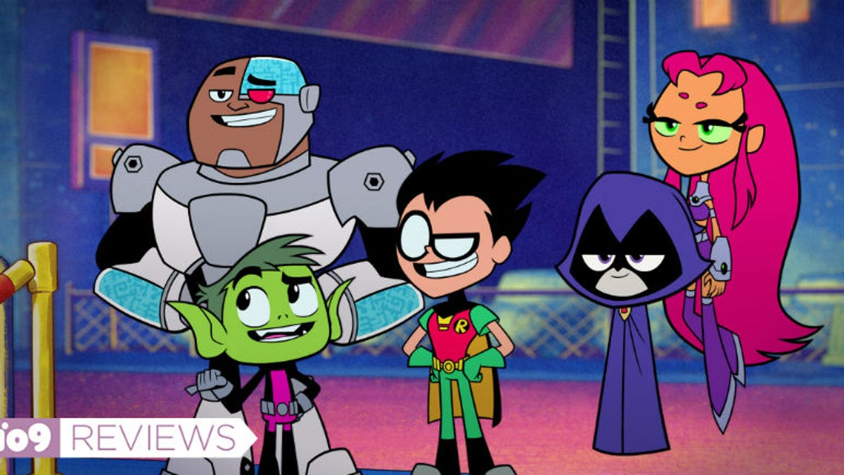 Teen Titans Go! To the Movies Is Basically a PG, Animated Deadpool