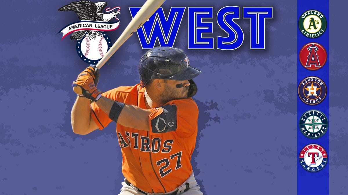AL West Preview: Now without the noise, what are the Astros?