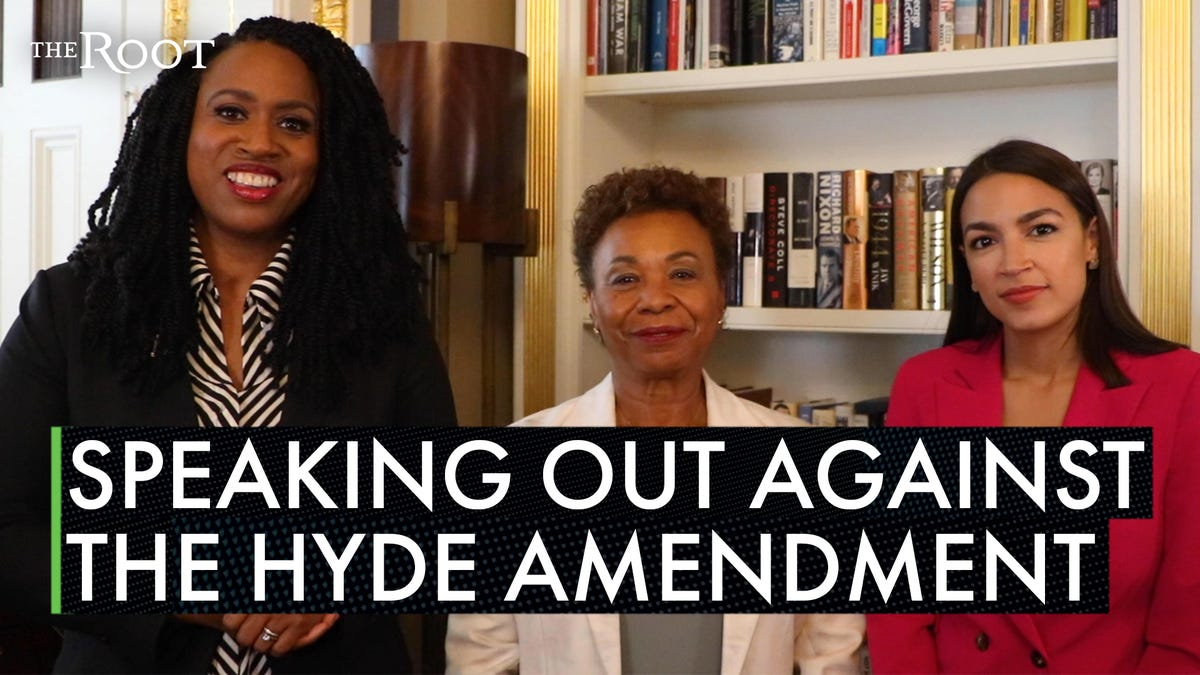 'Hyde's Days Are Numbered': Reps. Pressley, Lee, and AOC Vow to Repeal Law That Restricts Abortions for Low-Income Women