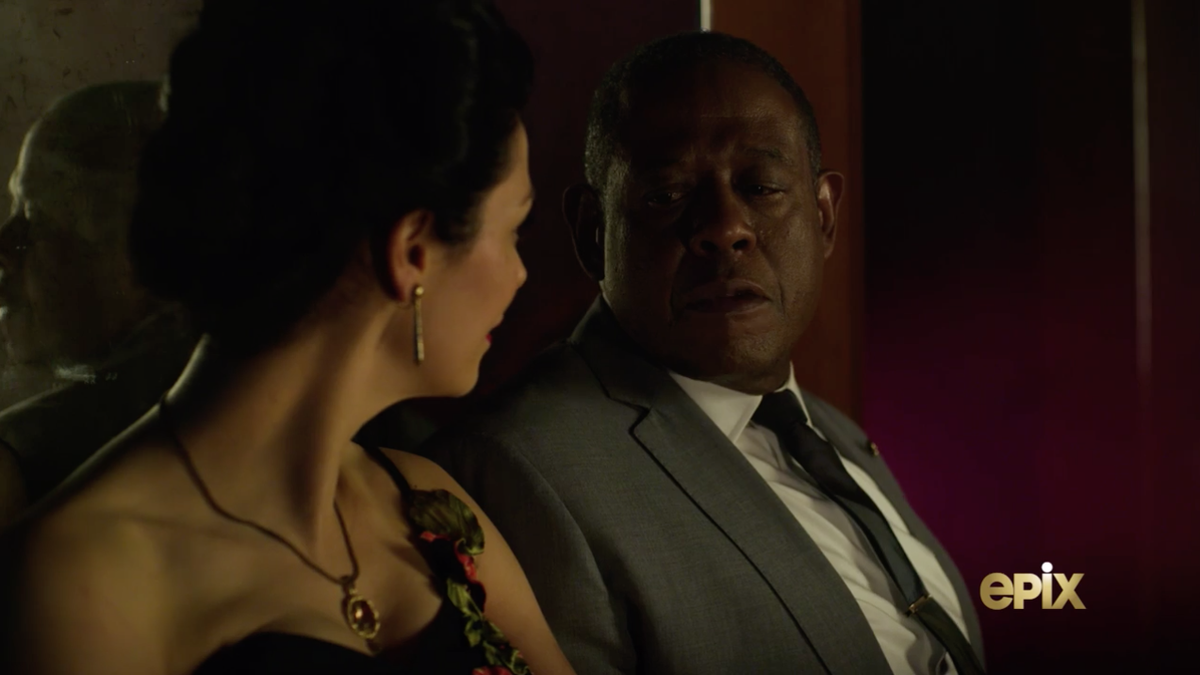 First Look: Forest Whitaker's Bumpy Johnson Dodges Casual Racism and White Women in Godfather of Harlem