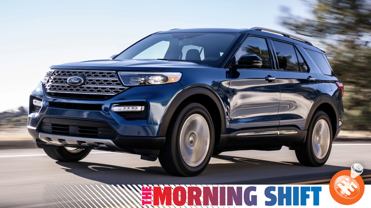 The Launch Of The New Ford Explorer Has Been A Mess