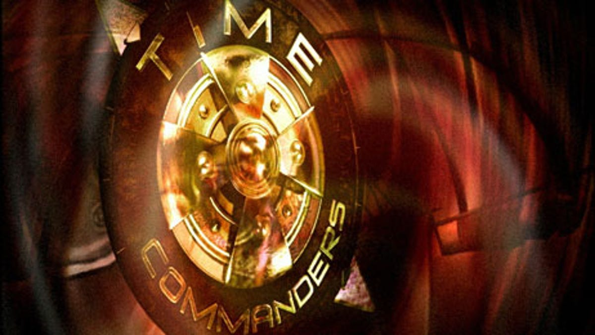 Time Commanders S3 Ep1