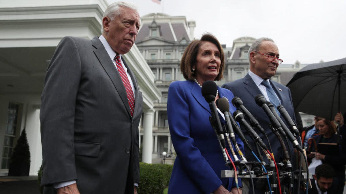 Dems Say Trump Has a 'Meltdown' After House Rebuke of His Syria Policy; Pelosi Says He Needs Prayer