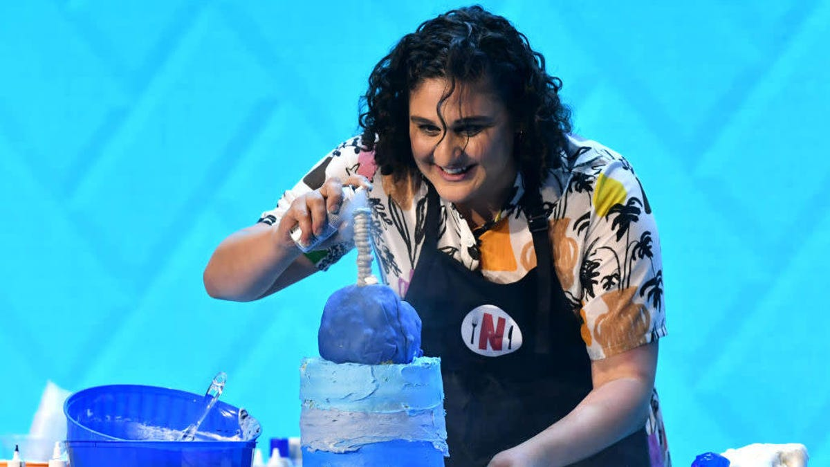 Samin Nosrat is working on a new cookbook—with fart jokes