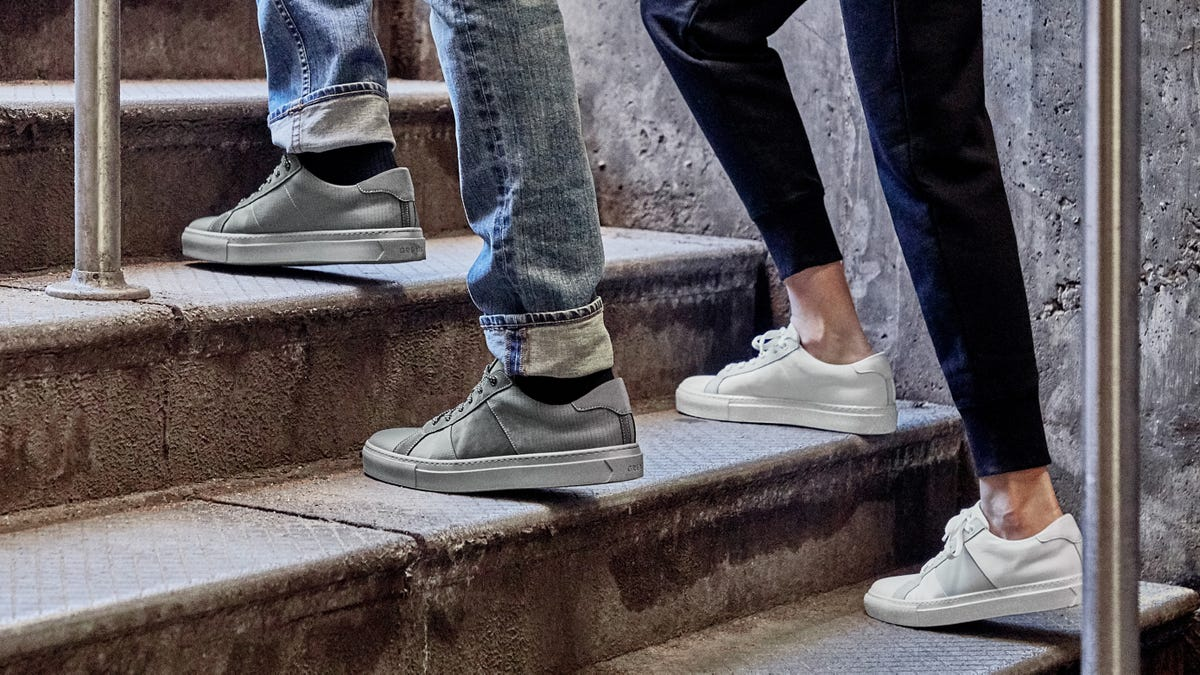 Greats Now Makes the Nylon Sneaker You Didn't Know You Needed