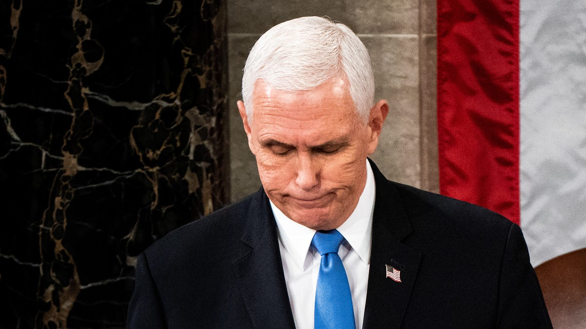 Mike Pence Has Blogged