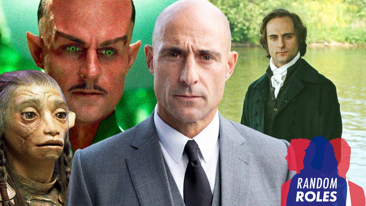 Mark Strong on spies, villains, and morally compromised doctors