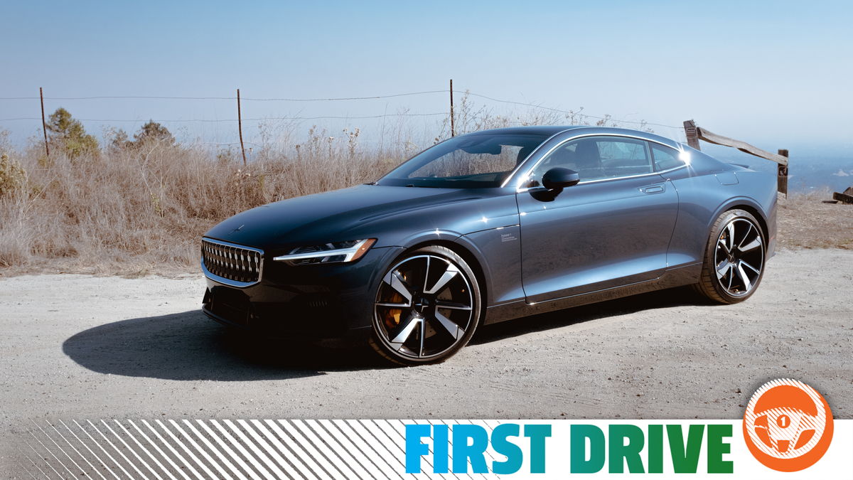 The Polestar 1 Is Easily One Of The Best Hybrids Ever Made