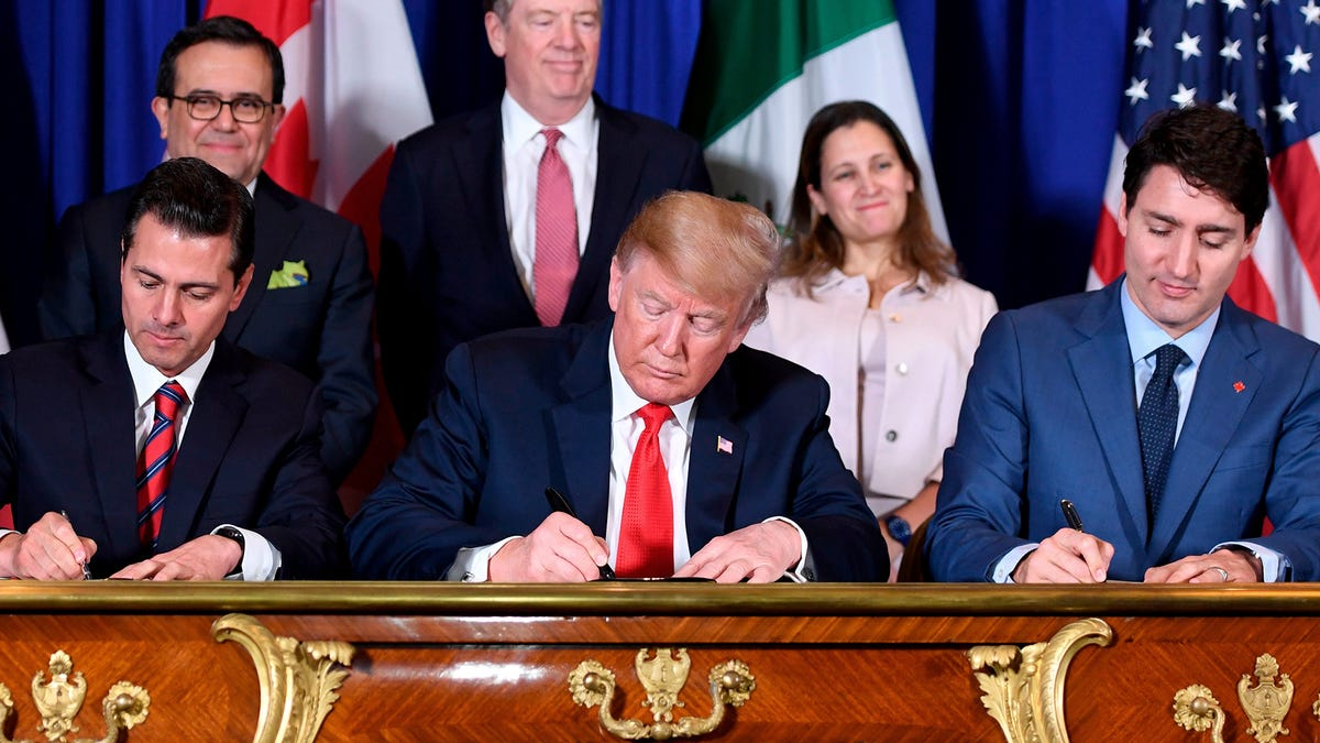A Guide To The USMCA Trade Deal