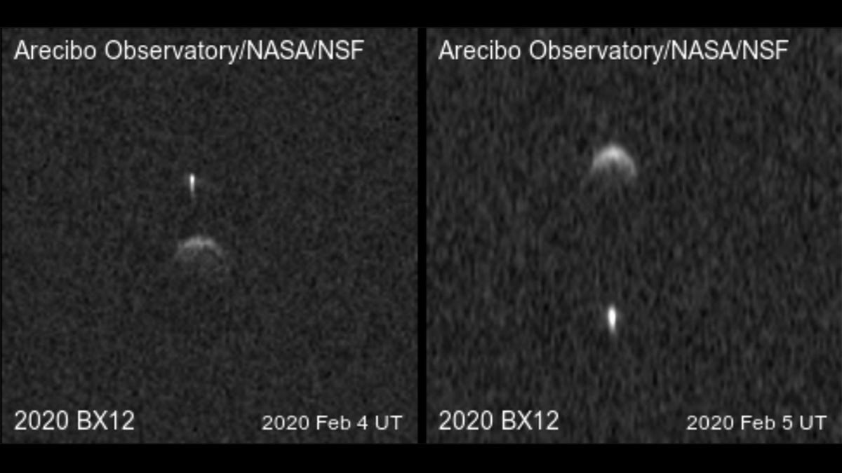Near-Earth Asteroid Sets Off Alert, Turns Out to Be Two Asteroids Hanging Out Together - Gizmodo