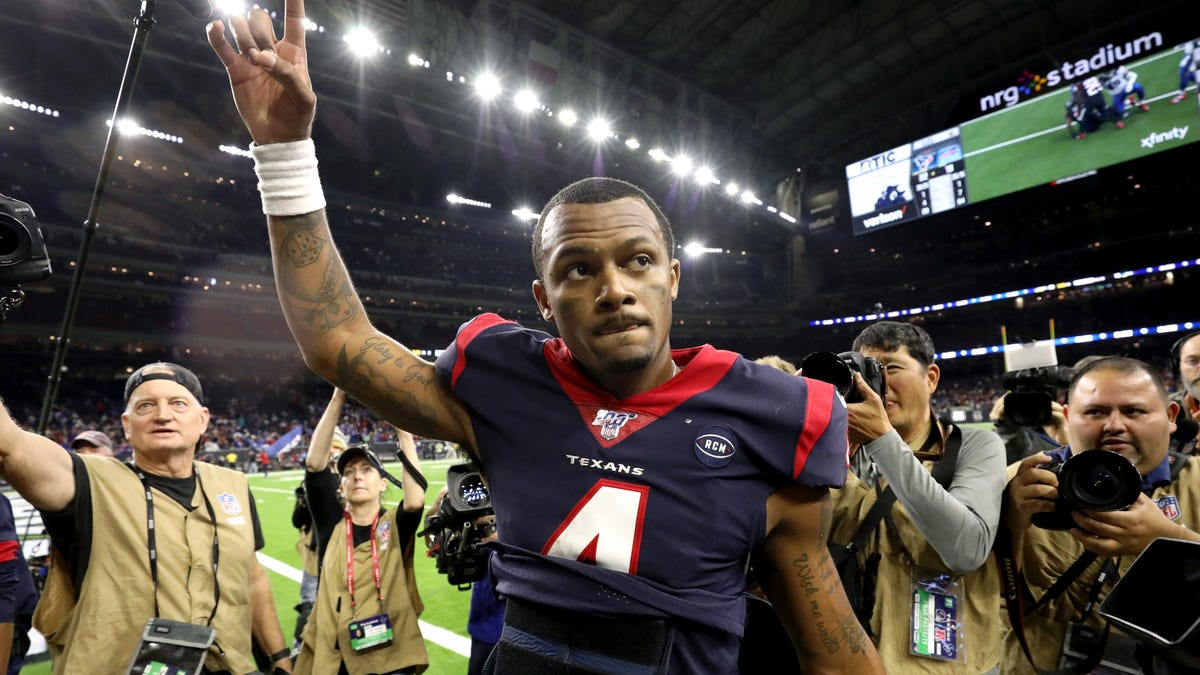 14th Lawsuit Filed Against Deshaun Watson for Sexual Assault, Bringing Total Number of Accusers to 24
