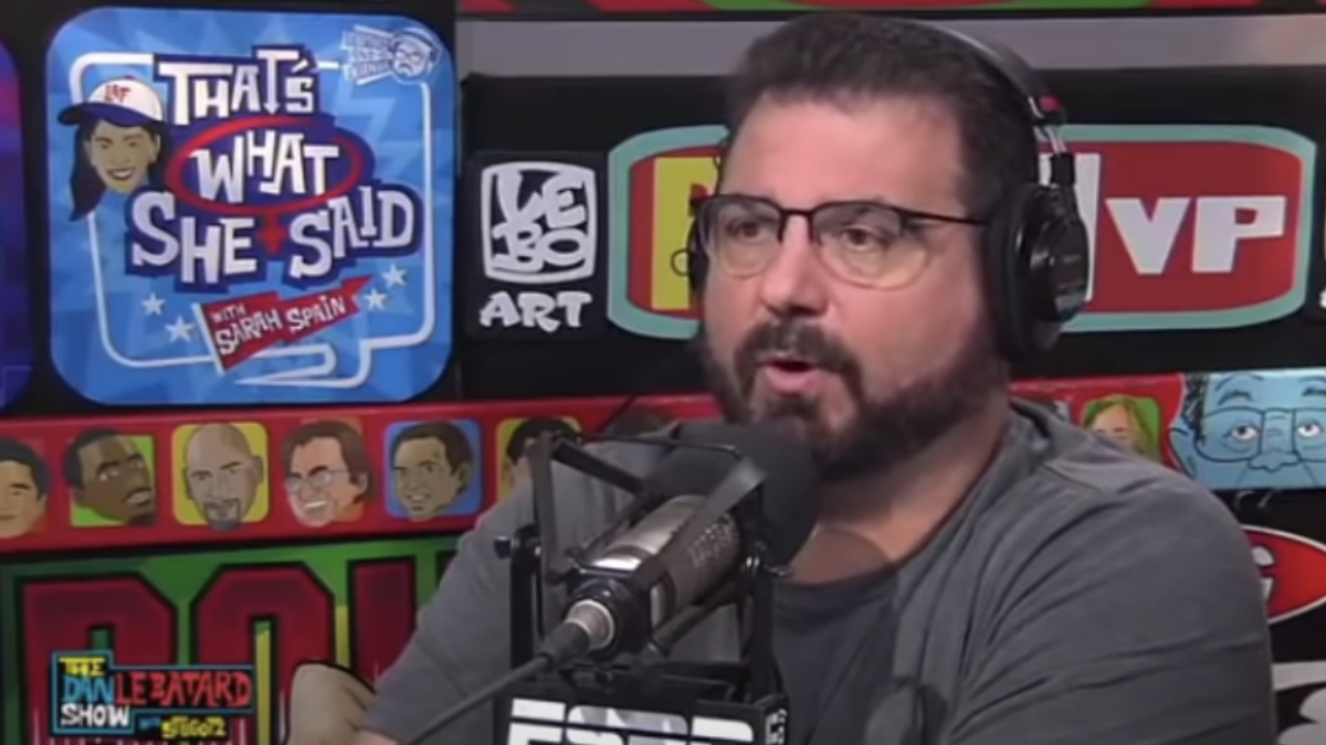 The departure of Dan Le Batard, ESPN's most successful voice, has been brewing for a while