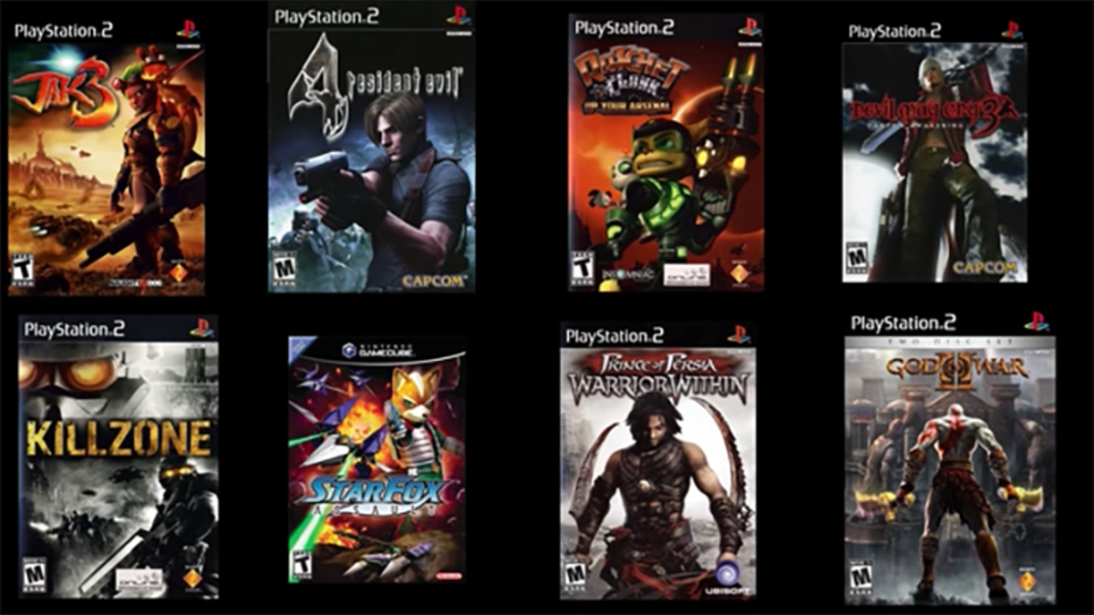 What the Heck Happened to Video Game Box Art?