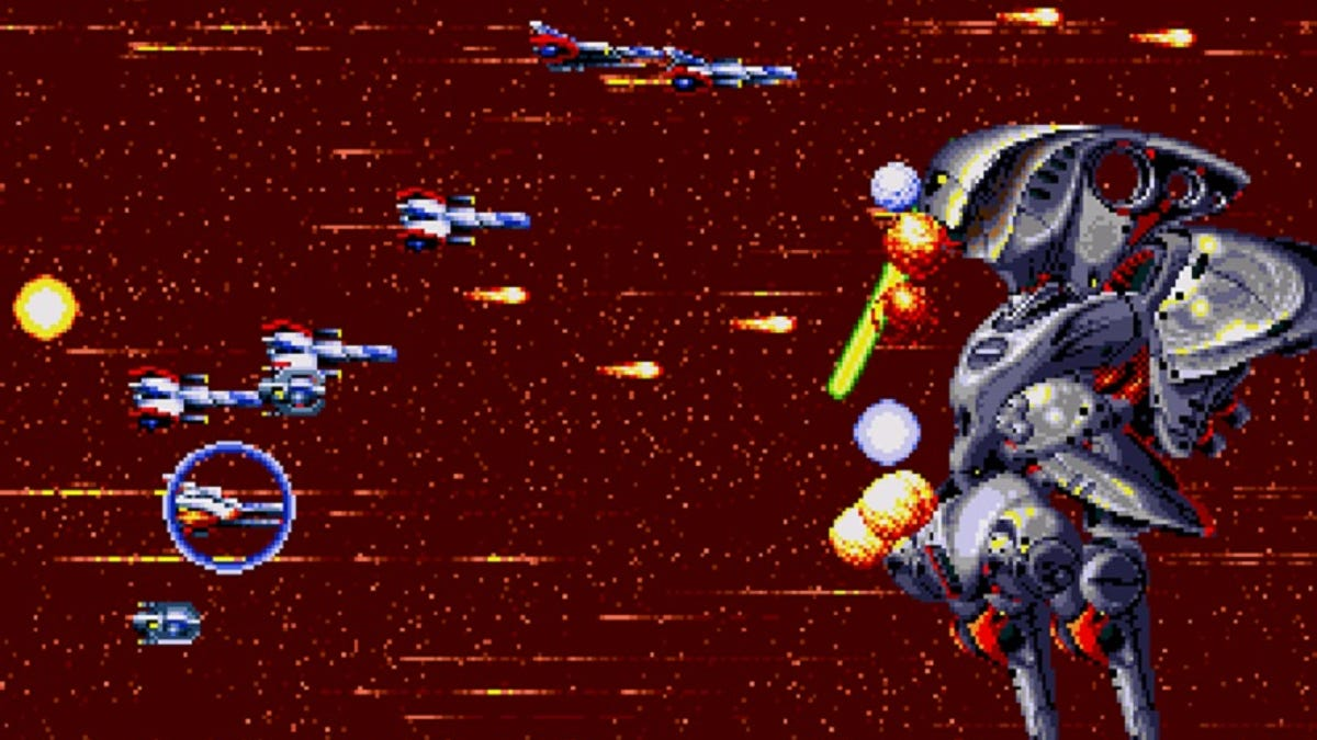 Thunder Force IV Was One Of The Best Shooters Of The 16-Bit Era