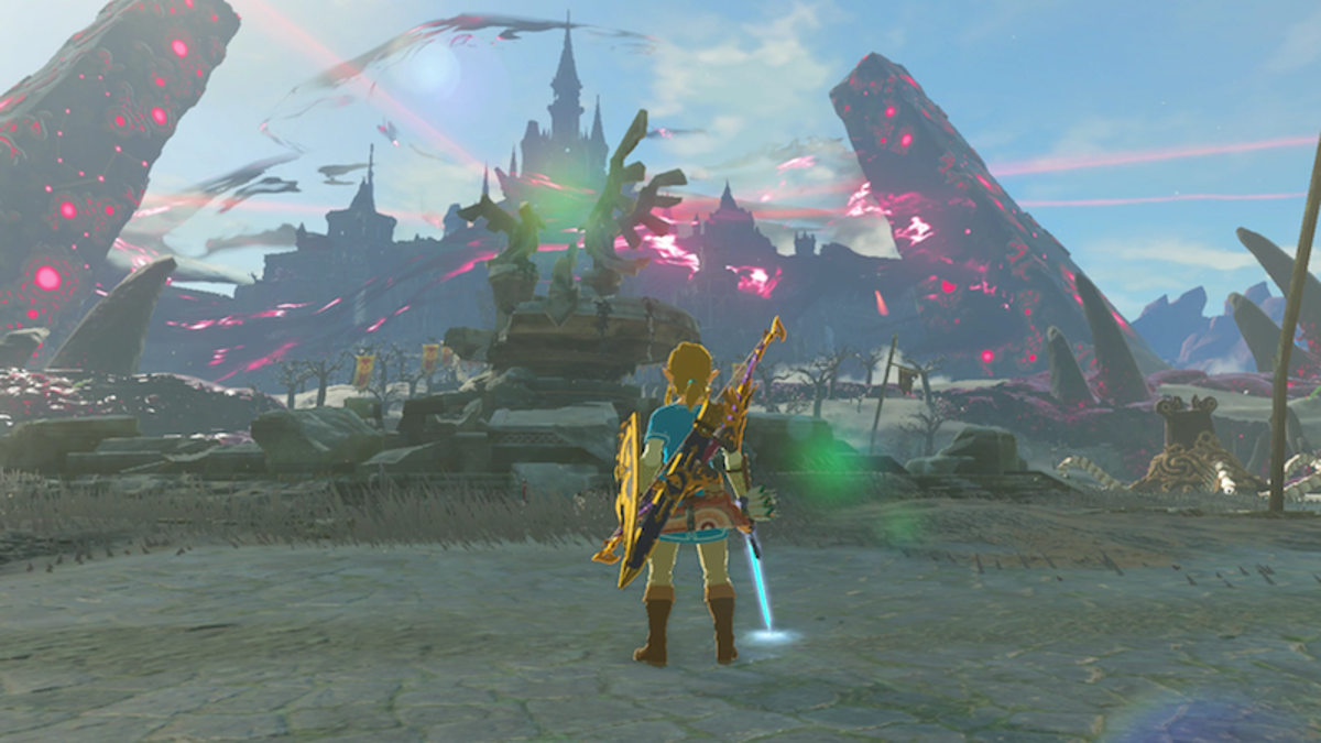 What We Liked And Didn T Like About Breath Of The Wild S