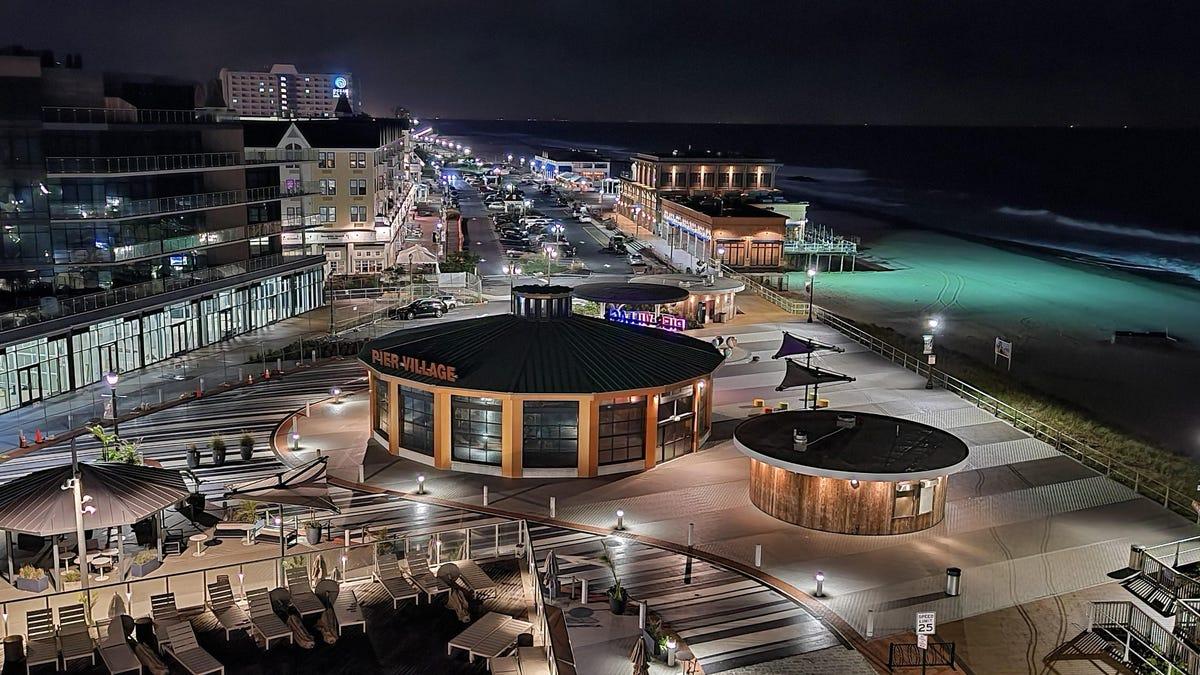 Pier Village.