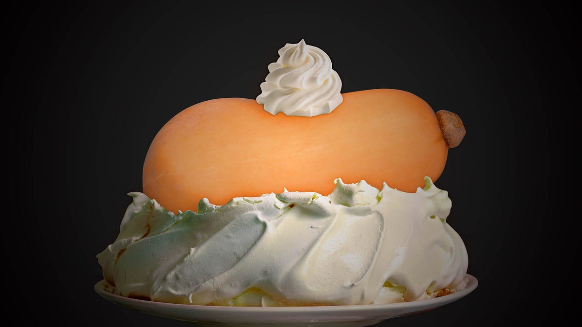 Butternut Squash Pavlova is about to become your new pumpkin pie