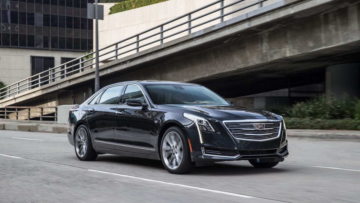 Here Is How Cadillac Finally Figured Out How To Take On The Germans