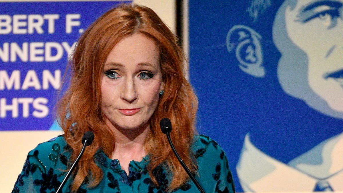 J.K. Rowling doubles down on transphobic commentary