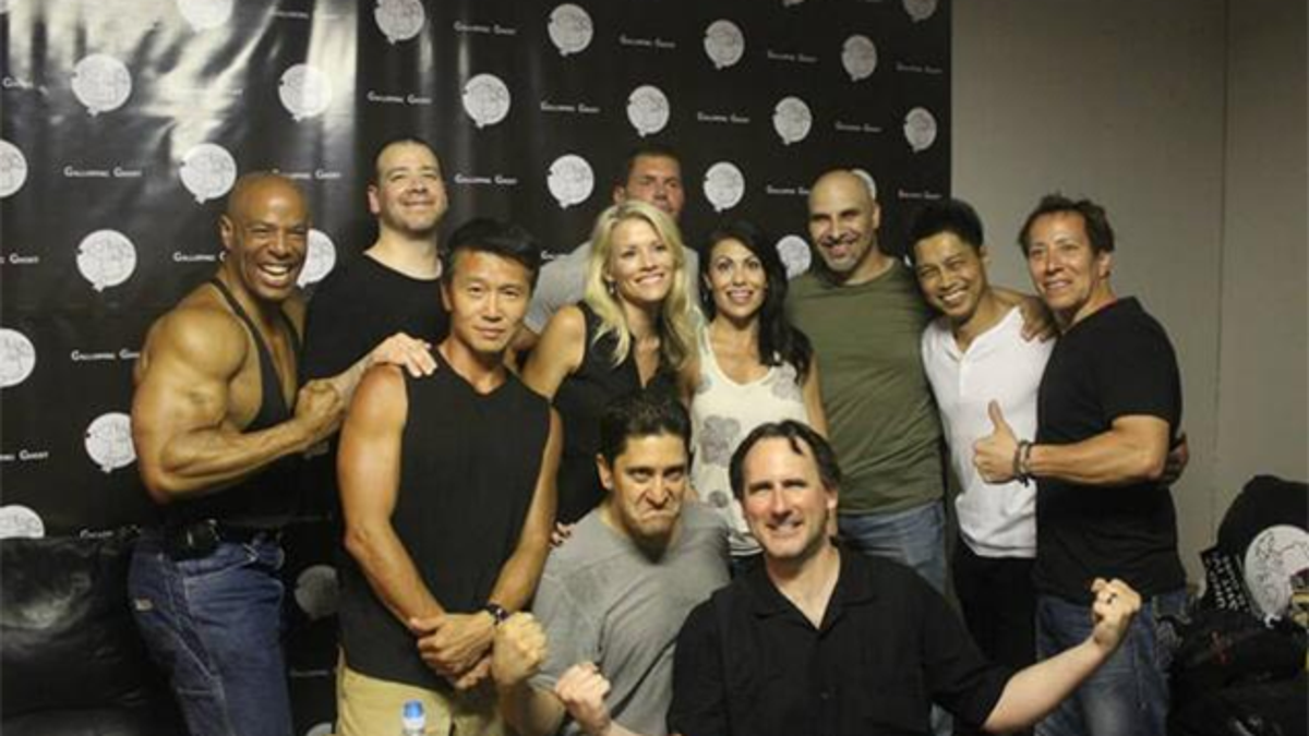The Original Mortal Kombat Cast Still Kicking Ass Two Decades Later