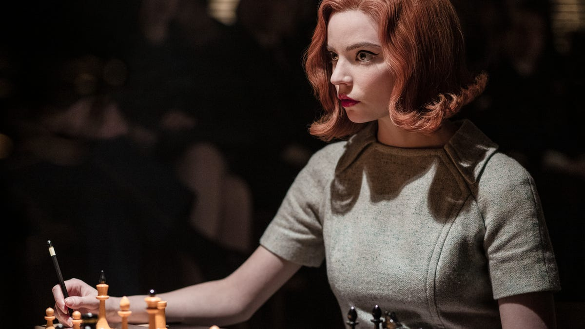 The Queen's Gambit is Netflix's most-watched limited series