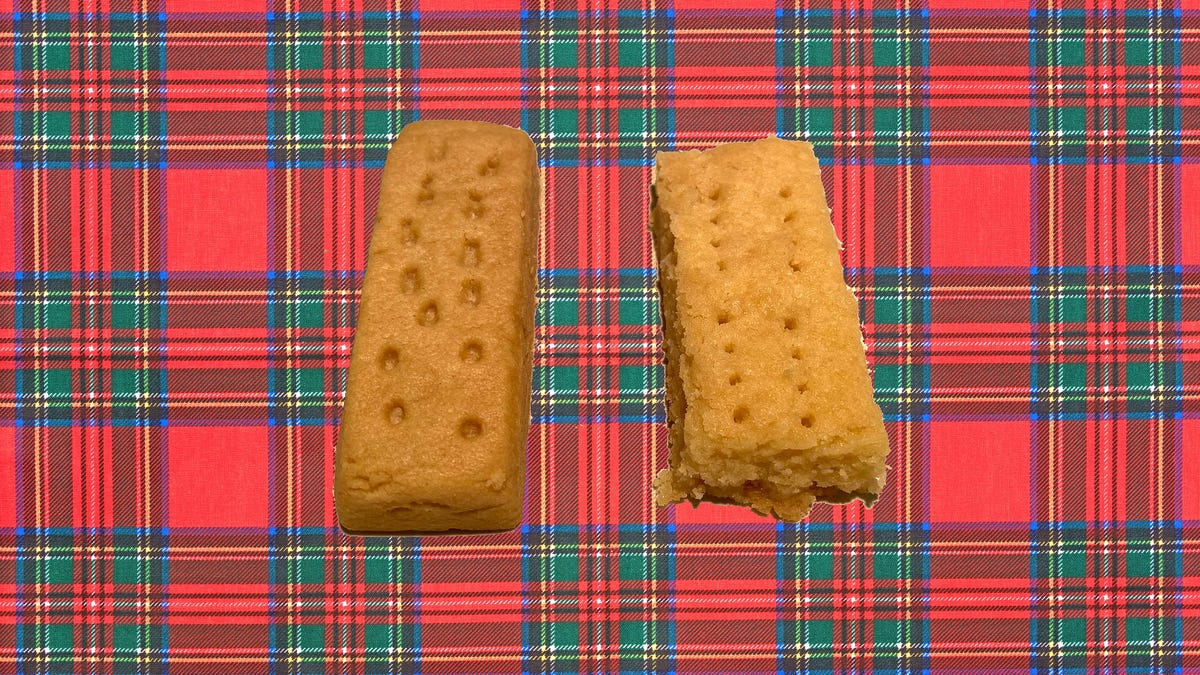 The Great Biscuit Fake-Off: Walkers Shortbread vs. homemade