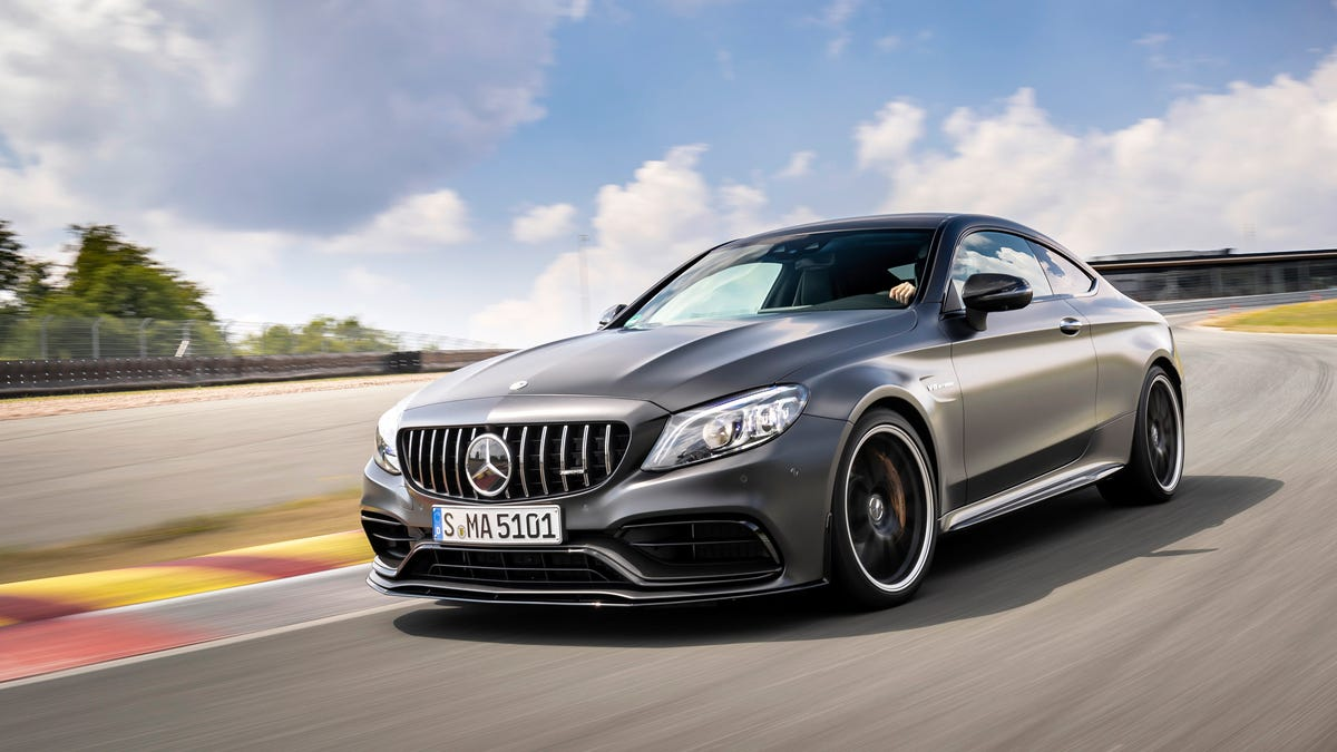 I Heard A Mercedes-AMG C63 Rumor And It's Some Shit