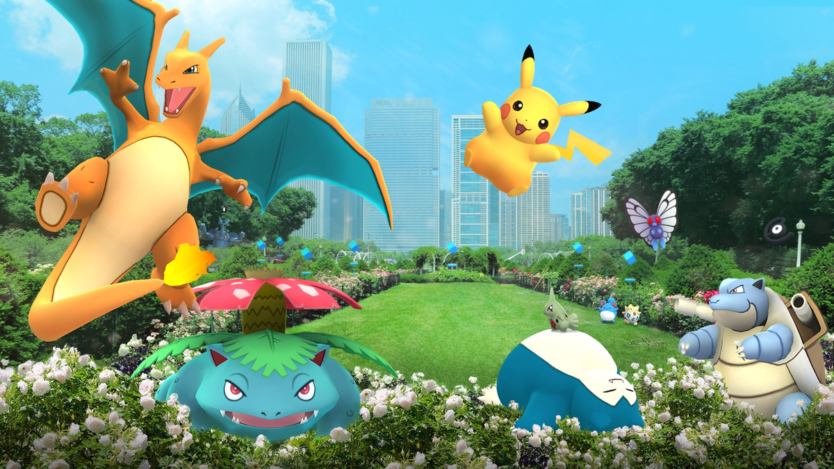 Pokémon Pokémon Pokémon