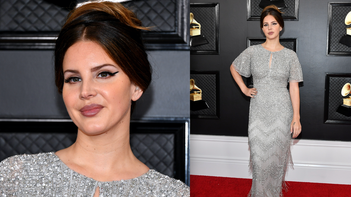 Lana Del Rey Maybe Got Her Grammys Dress at Dillard's, Which Rules