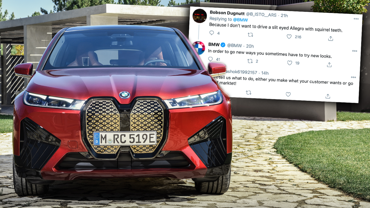 BMW Launches Bizarre Marketing Campaign To Defend Its Ugly Car