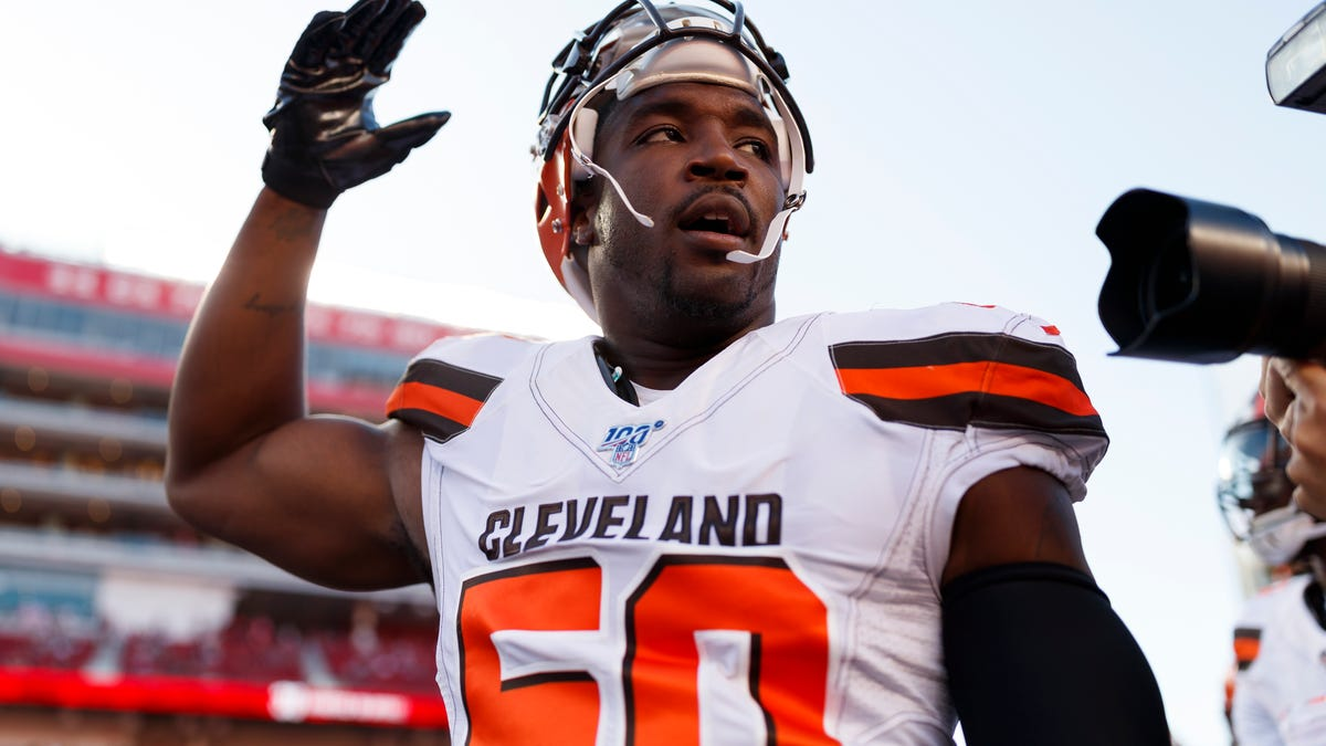 Cleveland Browns' Chris Smith Fined, But Driver Who Killed His Girlfriend Skips Charges