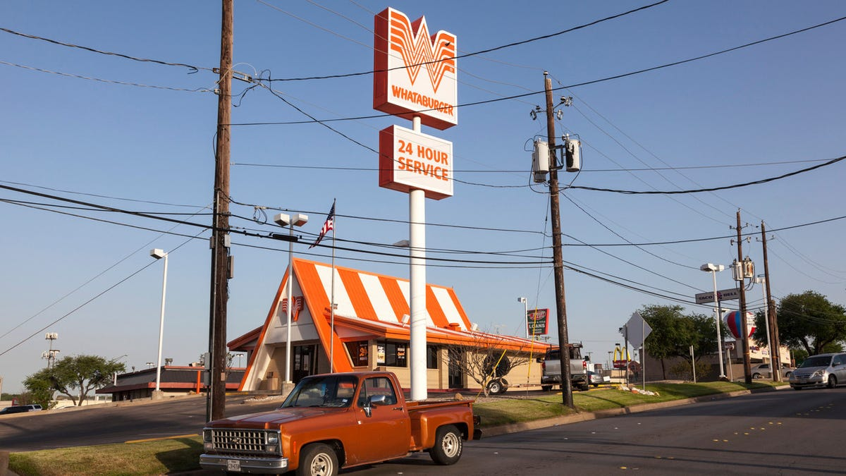 Last Call: Teenager eats 10-patty Whataburger for the benefit of all mankind