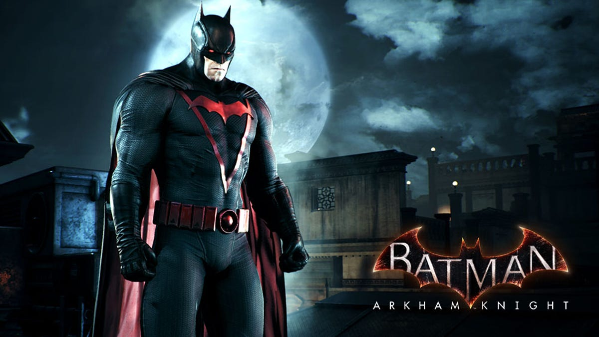 Five-Year-Old Batman: Arkham Knight Gets New Cosmetic DLC