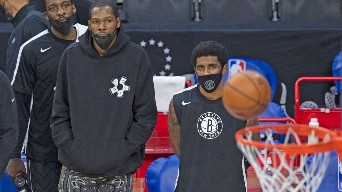 We should have had an Eastern conference battle last night with Nets-Sixers, but got ripped off instead
