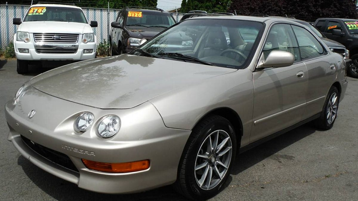 At 4 433 Would You Make This 2001 Acura Integra Gs R An Integral Part Of Your Life