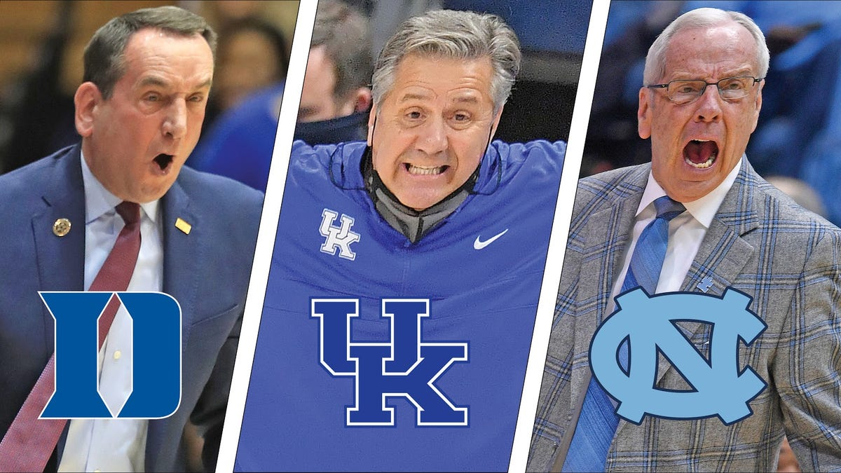 The NCAA needs Duke, Kentucky & North Carolina to stop being terrible