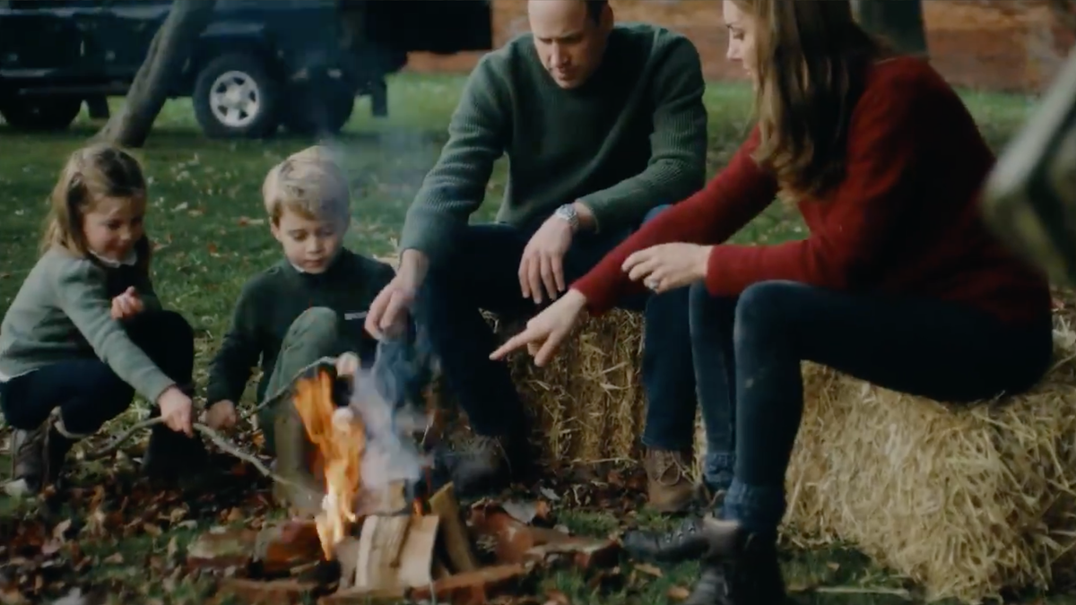 Will and Kate Mark 10 Years of Marriage with a Beautiful Ralph Lauren Ad of a Video