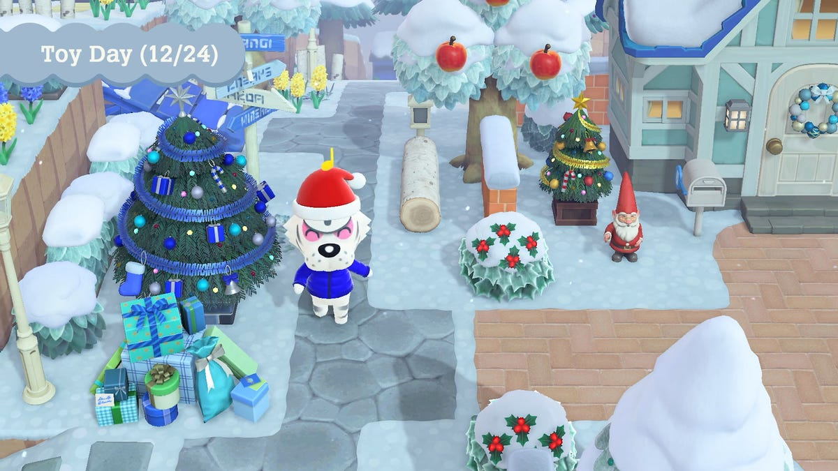 Animal Crossing's Winter Update Brings New Hair, More Storage, And Save Data Transfers