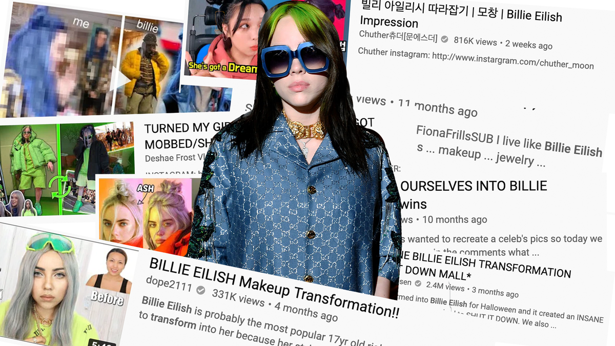 Please Stop Impersonating Billie Eilish, You're Making Her Sad