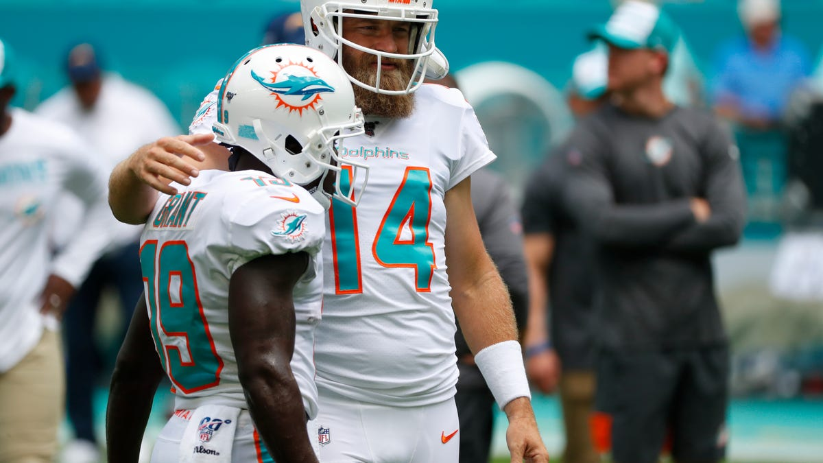 Dolphins Win Barf Bowl, Lose To Washington In Final Seconds