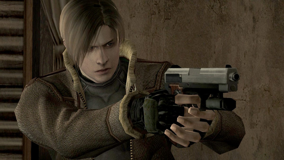 Resident Evil 4 now has dual-wielding in VR