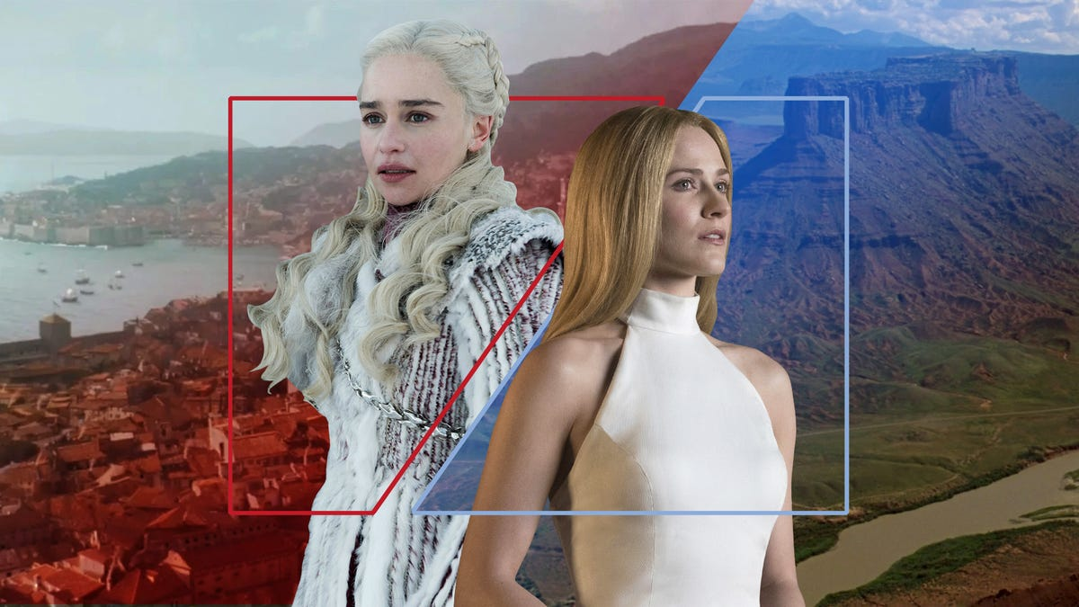 Westworld isn't the next Game Of Thrones, but it could be the anti-Game Of Thrones