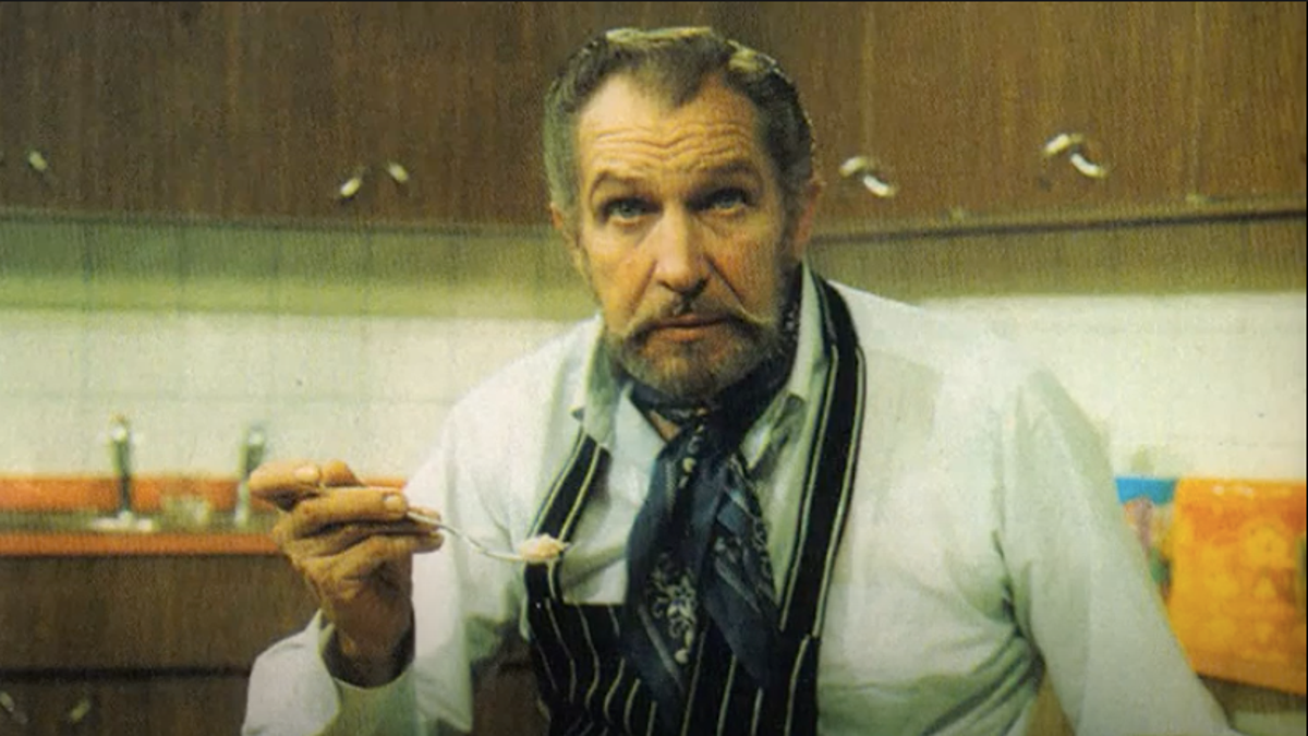 Classic Cookbooks: Cooking Price-Wise by Vincent Price